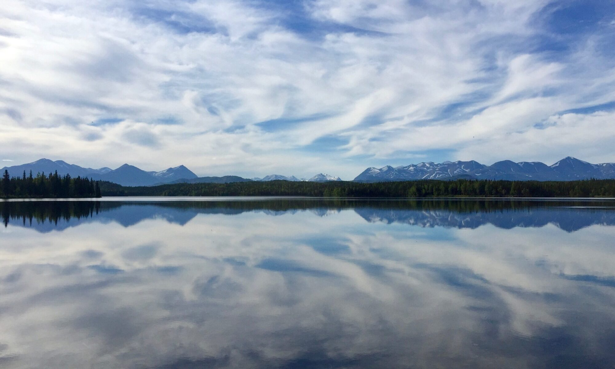 South Alaska Lakes